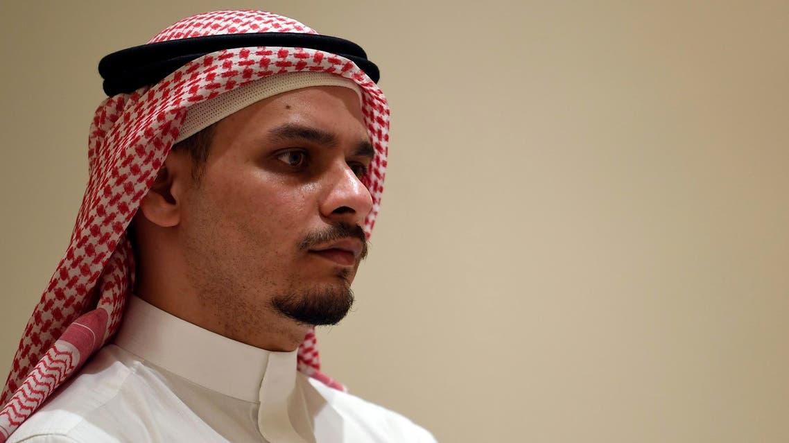 Salah Khashoggi AFP
