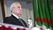 Algeria interim president calls for dialogue to prepare new elections