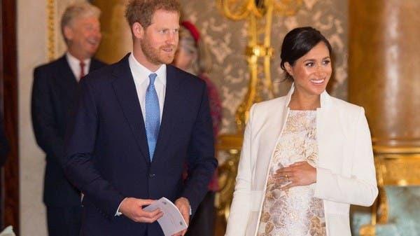 الأمير هاري وميغان يحافظان على سرية مولودهما المنتظر