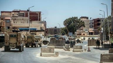 مصر.. مقتل 11 إرهابيا قبل تنفيذهم لعمليات بسيناء