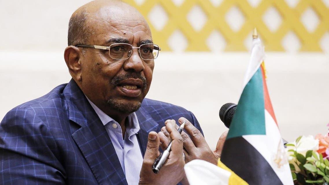 Omar al-Bashir. (AFP)