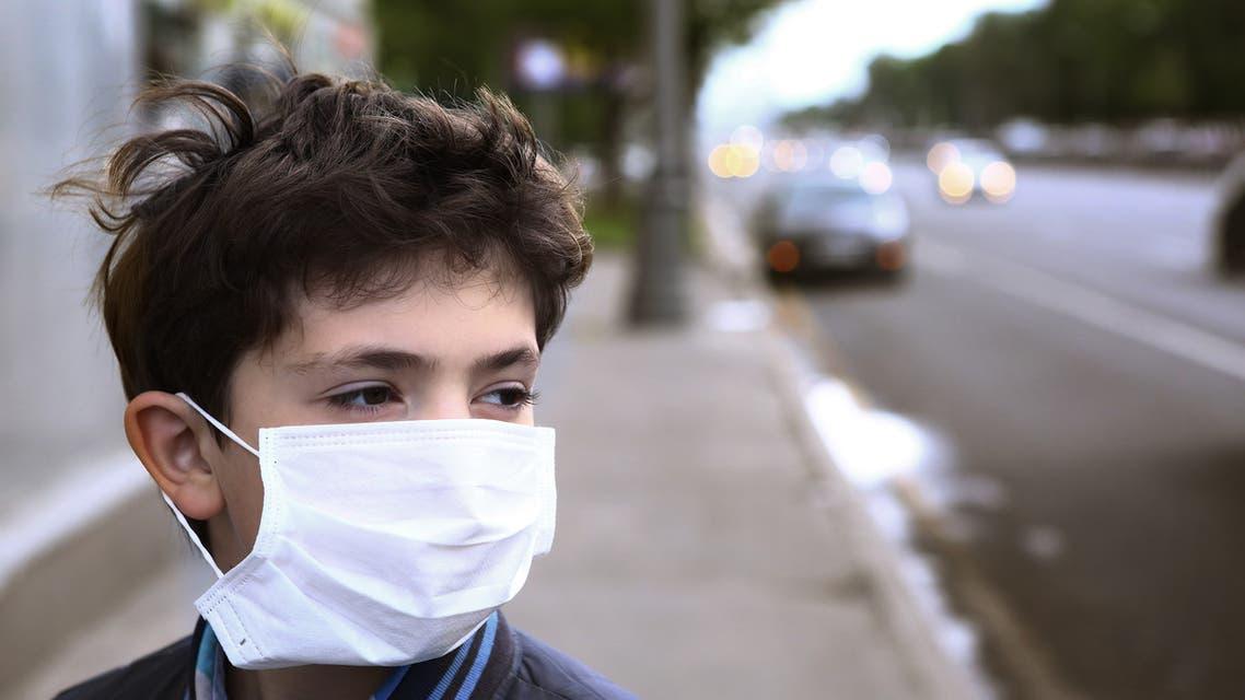 pollution asthma kids