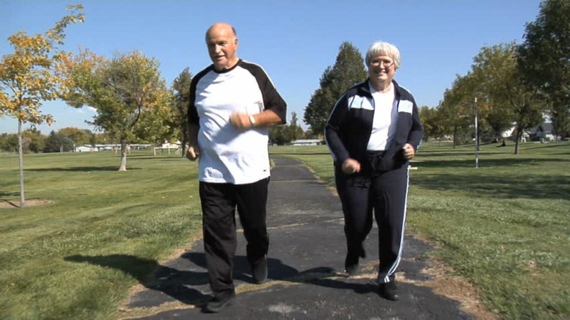 المشي السليم في الصحة السليمة