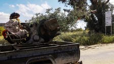 East Libyan warplanes hit Tripoli government positions