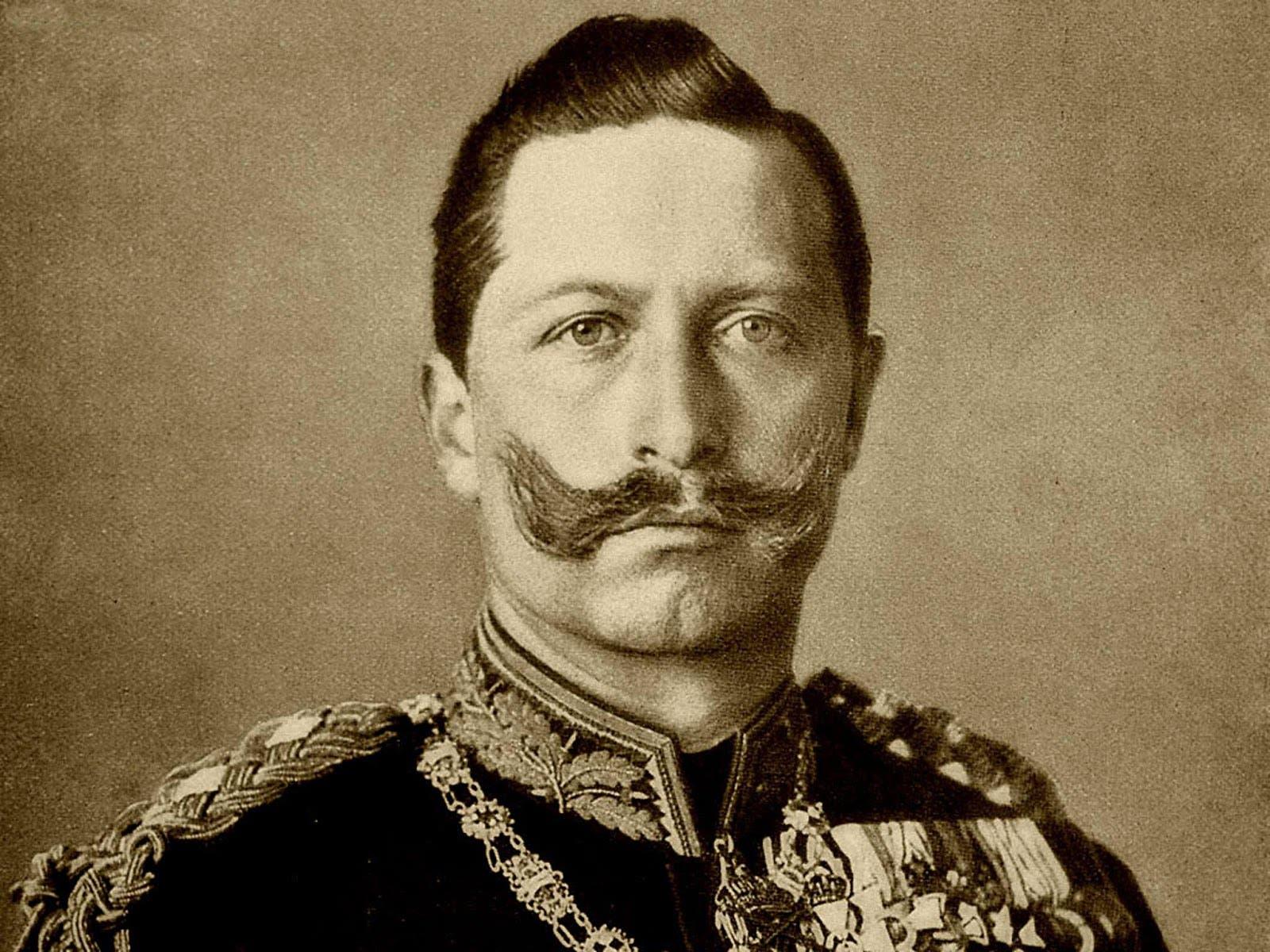 القيصر الألماني فيلهلم الثاني