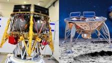 اسرائیل کا خلائی جہاز چاند کی سطح پر گر کر تباہ
