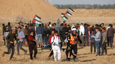 مقتل فتى فلسطيني بنيران إسرائيلية على الحدود مع غزة