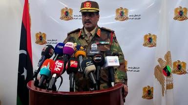 المسماري: مصرّون على دخول طرابلس لطرد الميليشيات