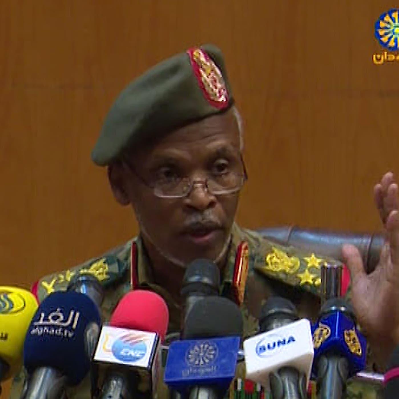 المجلس العسكري السوداني: لا نمثل انقلاباً ولسنا طامعين بالسلطة