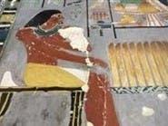 اكتشاف مقبرة تعود لحقبة الأسرة الخامسة جنوب القاهرة