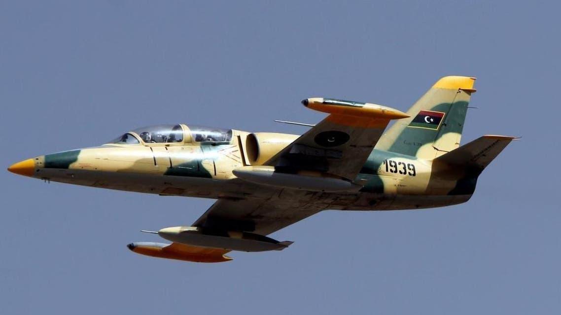 مقاتلة ليبيا