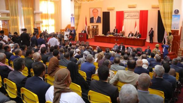 اليمن.. مجلس النواب يلتئم في عدن ويباشر عمله خلال أيام