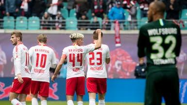لايبزيغ يستهل مبارياته في الدوري الألماني بحضور 8500 مشجع