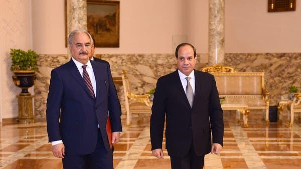 مجلس رئاسي وتفكيك الميليشيات.. نص إعلان القاهرة لحل أزمة ليبيا