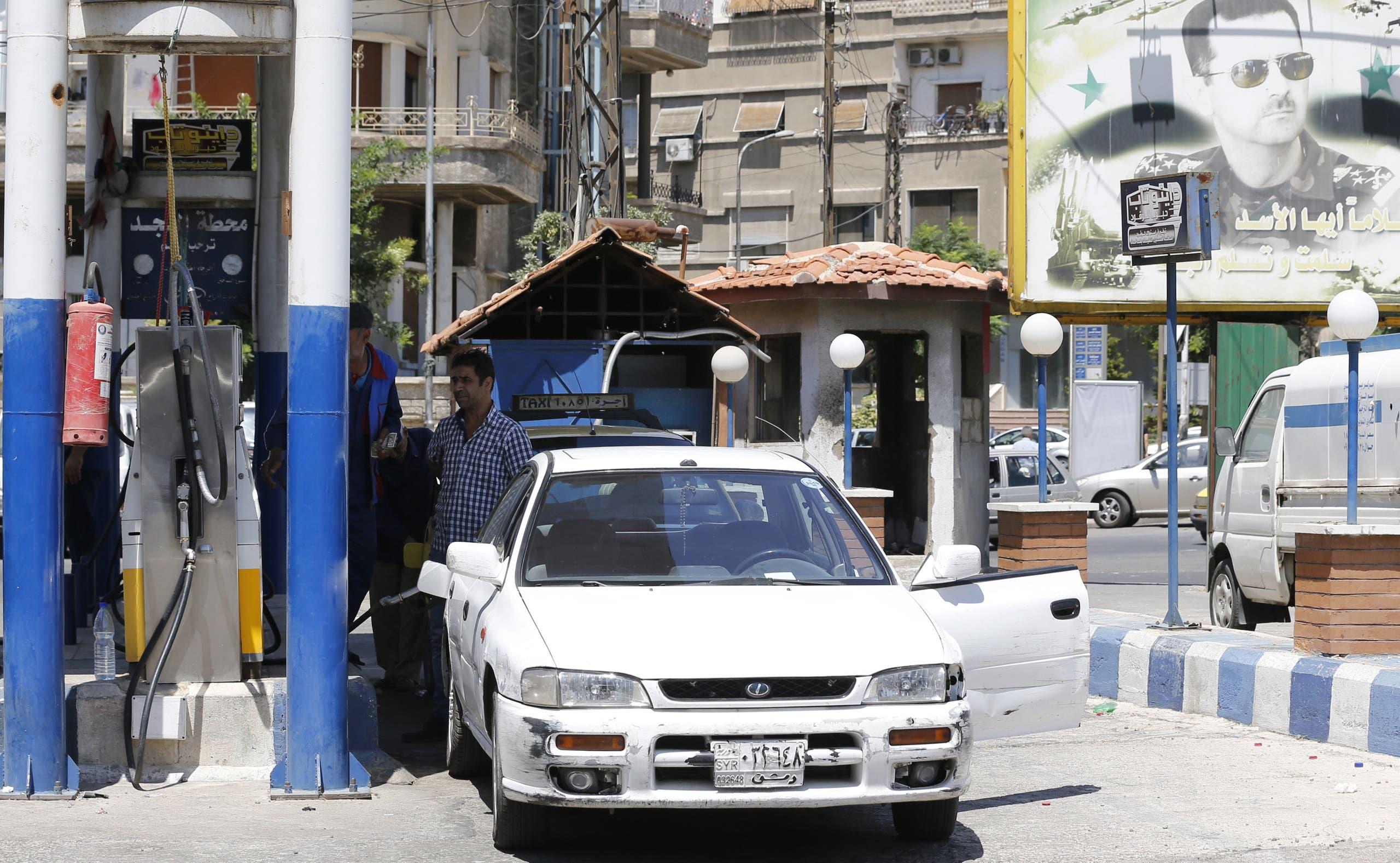 من دمشق (أرشيفية)