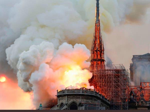ترميم كاتدرائية نوتردام.. أغنياء فرنسا وعدوا ولم يفوا