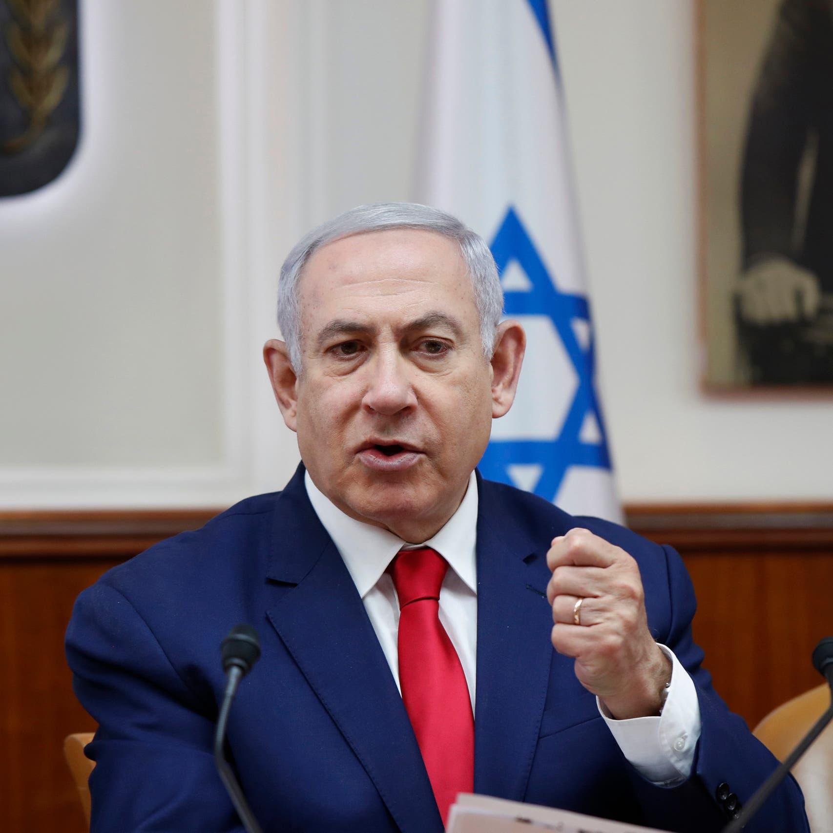 نتنياهو يهدد بضم غور الأردن.. وإدانات عربية واسعة