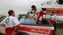 Two million in need of aid after Iran floods, says Red Crescent