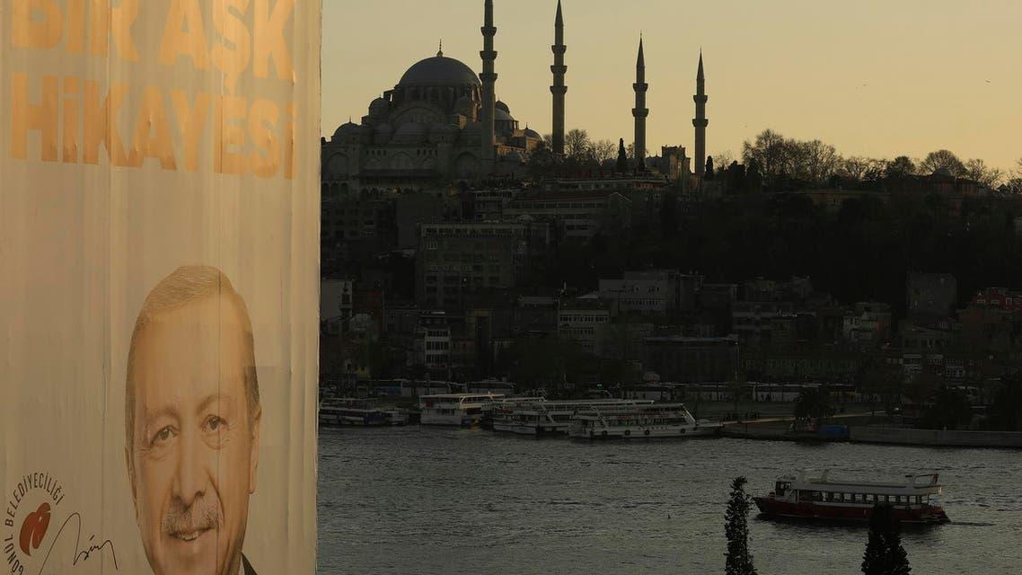 Istanbul - AP