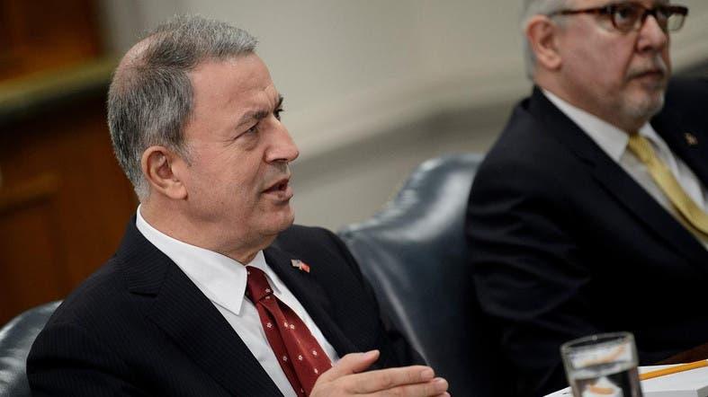 IMG TURKISH Defence Minister