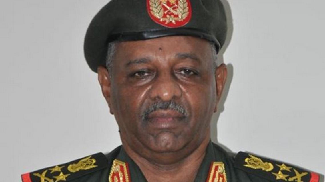 Sudan army chief Colonel General Hashem Abdel Muttalib Ahmed Babakr . (Facebook)