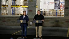 Pompeo urges Maduro to allow aid entry at Colombia-Venezuela border