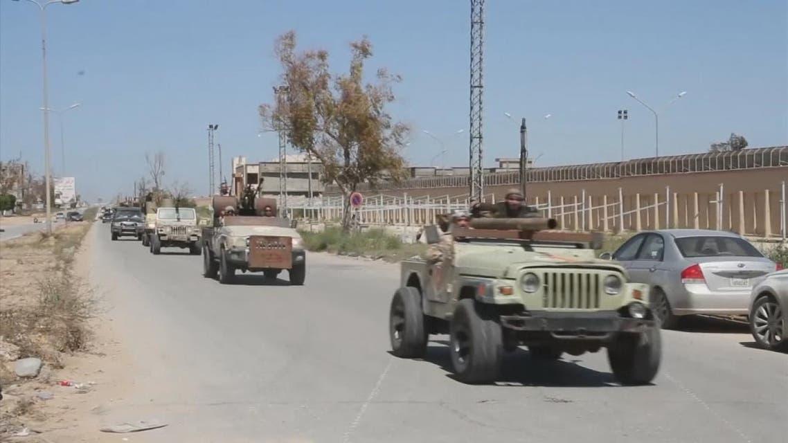 THUMBNAIL_ برلماني ليبي: ميليشيات طرابلس تحتجز وزراء الوفاق