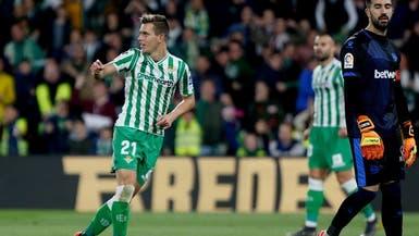 ريال بيتيس يضم الأرجنتيني لو سيلسو بشكل نهائي
