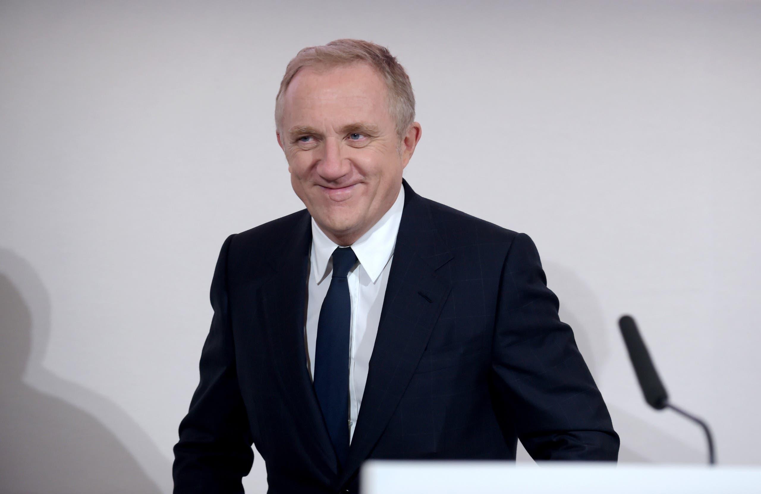 الملياردير الفرنسي فرانسوا هنري بينو