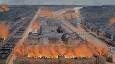 هكذا أحرق الثوار أحد أهم معالم باريس في 1871