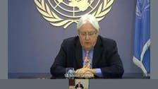 یمن اس وقت دوراہے پر کھڑا ہے : مارٹن گریفتھس