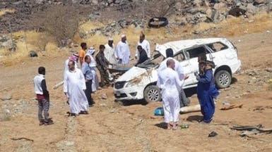 ممرضة سعودية تنقذ أماً سورية تعرضت لحادث