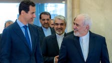 Iran's Foreign Minister Zarif in Damascus ahead of talks in Kazakhstan