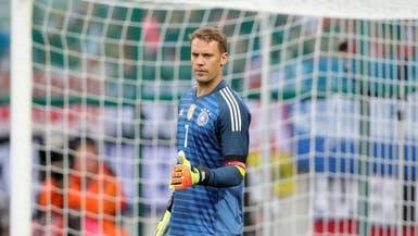 مانويل نوير: لا قلق على حراسة المرمى في ألمانيا