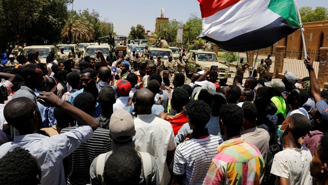 تظاهرات السودان الخرطوم