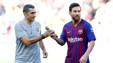 Valverde: Messi always gets us out of trouble