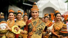 Laos new year pageant pits 'king's daughters' as rivals
