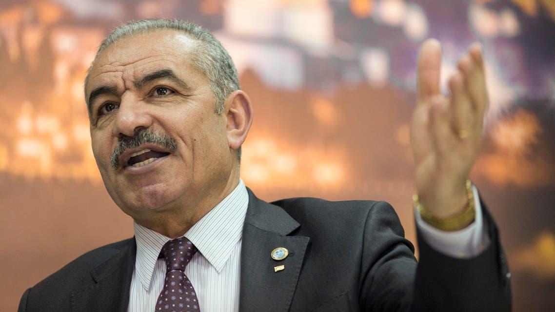 Palestinian Prime Minister Mohammad Shtayyeh رئيس الوزراء الفلسطينية محمد اشتية