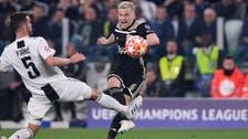 Ajax eliminate Ronaldo's Juve with scintillating display