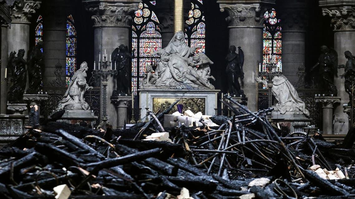 Notre Dame - AFP