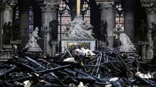 Notre-Dame's precious rooster statue found 'battered' in debris