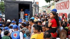 First shipment of Red Cross humanitarian aid arrives in Venezuela