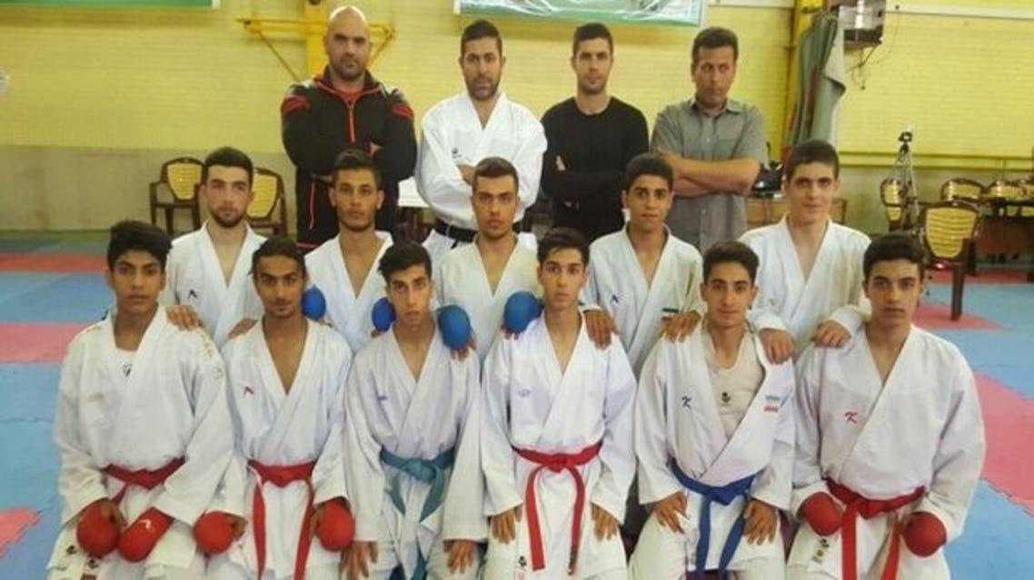 نوجوانان کاراته