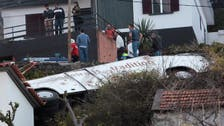 At least 29 tourists killed in Portuguese island road accident
