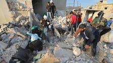 """سوريا.. انفجار """"مجهول"""" في إدلب يقتل 18 شخصاً"""