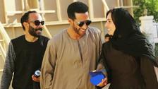 حلا شيحة تنفعل على جمهورها بسبب صورة محمد رمضان