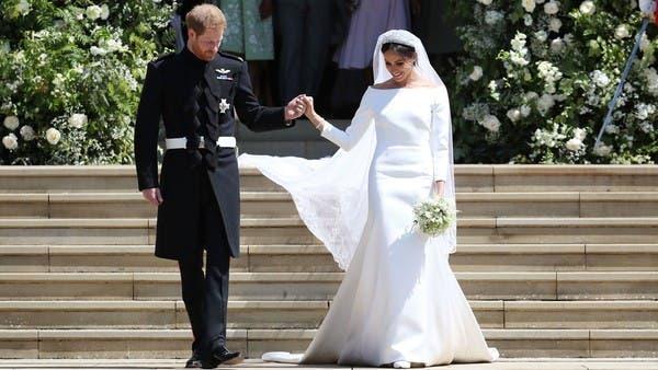 تأثير ميغان ماركل هو الأقوى في أول مجموعات زفاف 2020