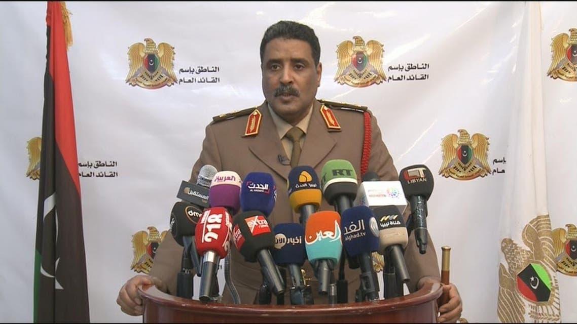 THUMBNAIL_ المسماري: رئيس حكومة الوفاق فائز السراج أمر القوة التشادية بالهجوم