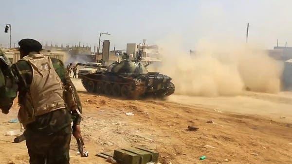 """الجيش الليبي يحبط هجوما على قاعدة """"تمنهنت"""" الجوية"""
