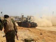 """ليبيا.. الجيش يسقط """"درون"""" خامسة للوفاق"""